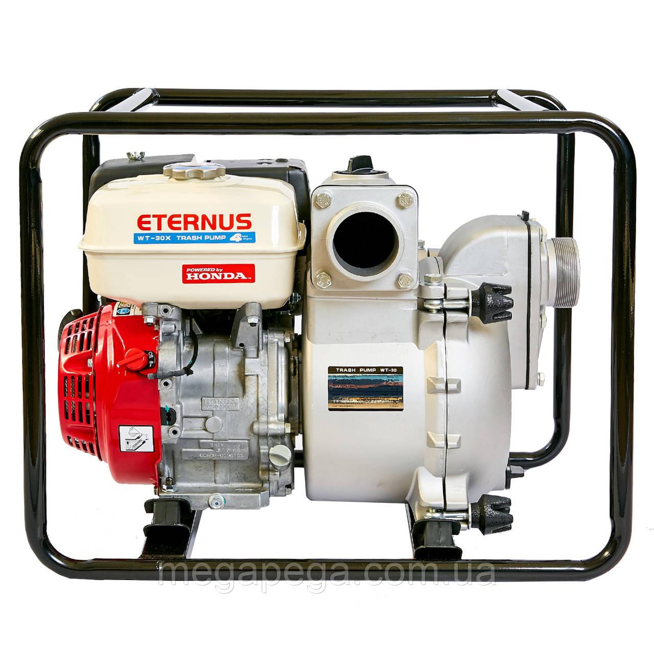 Бензиновая мотопомпа HONDA ETERNUS WT30X