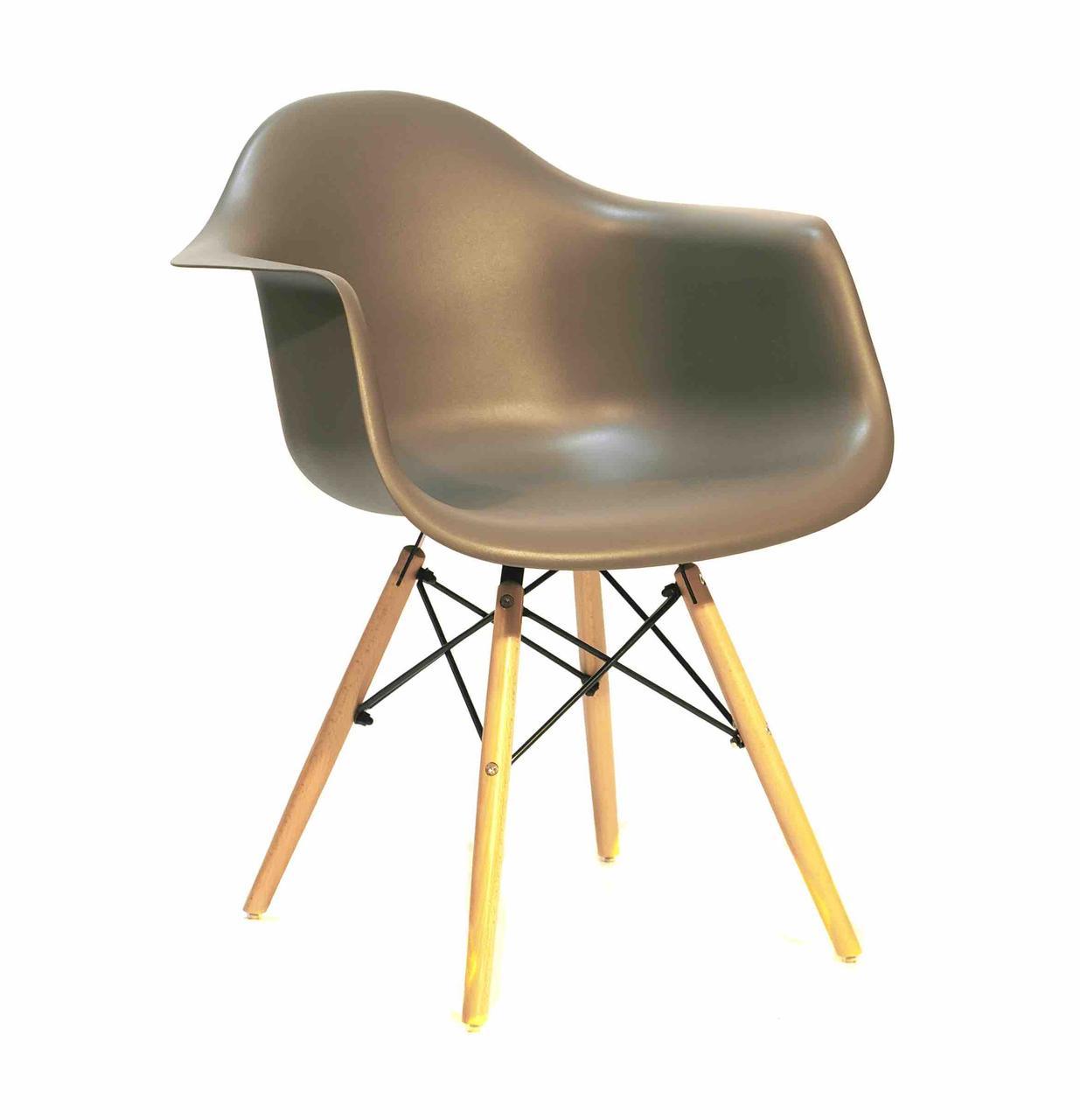 Кресло Leon, темно-серый