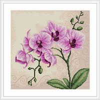 Luca-S Набор для вышивки крестом Орхидея 2227В