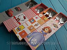 Детский набор столовых приборов, фото 3