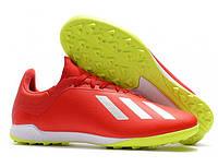 Сороконожки Adidas X Tango 18.3 TF (р. 40-45) C60, фото 1
