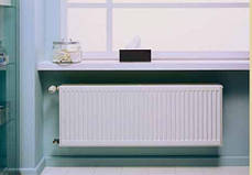 Сталевий радіатор, бокове підключення, 11 тип, 900х1400 мм (шт.), фото 3