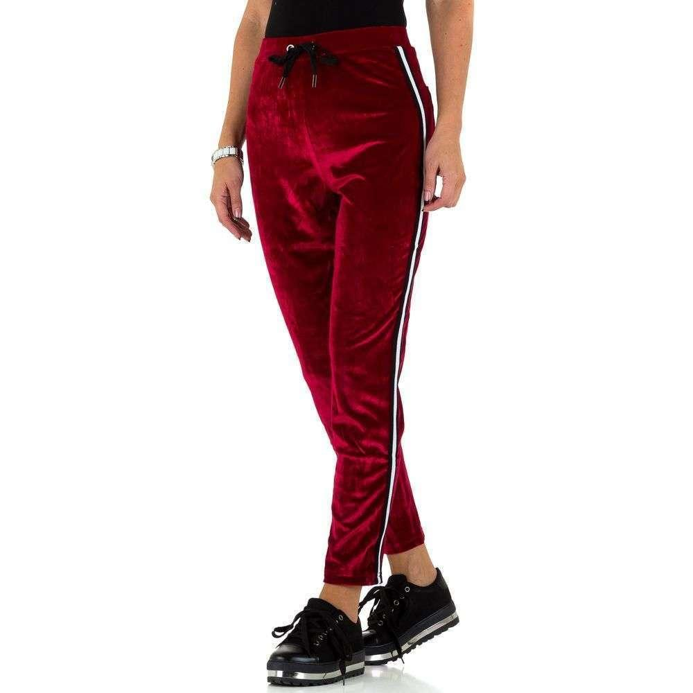 Женские брюки от Daysie Jeans - red - KL-DH002-red