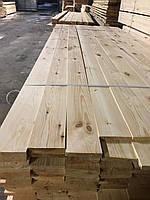 Доска строганная сухая 120мм*40мм от 2-4,5 метра