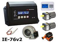 IE-76v2 Автоматика для котла с автоматической подачей и авторозжигом топлива.