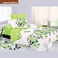 Двухспальный постельный комплект ранфорс Вдохновение, Viluta