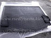 Коврик в багажник SUZUKI SX4 с 2014-2016- гг. (AVTO-GUMM) полиуретан