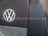 Авточехлы Volkswagen Caddy 1+1 с 2004-2010 г., фото 6
