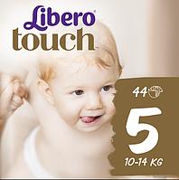 Подгузники Libero Touch 5 (10-14 кг) 44 шт.