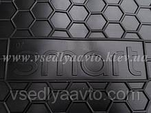Коврик в багажник SMART 452 Roadster (полиуретан)