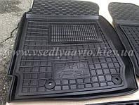 Водительский коврик в салон BYD F3 (МКПП) (Автогум AVTO-GUMM)