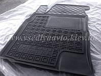 Водительский коврик в салон NISSAN Primera (P12) (AVTO-GUMM)