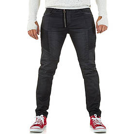Мужские джинсы от Uniplay, размер 30 - black - KL-H-UPJ-002-30 black
