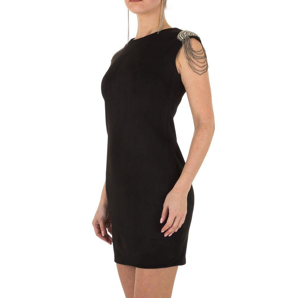 Женское платье от Emmash Paris, размер S/36 - black - KL-МУ-1018-S black