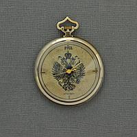 Русь Chiclen карманные позолоченные имперские часы, фото 1