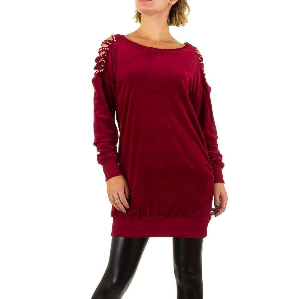 Женское платье от Emma&Ashley - winered - KL-WJ-7575-winered