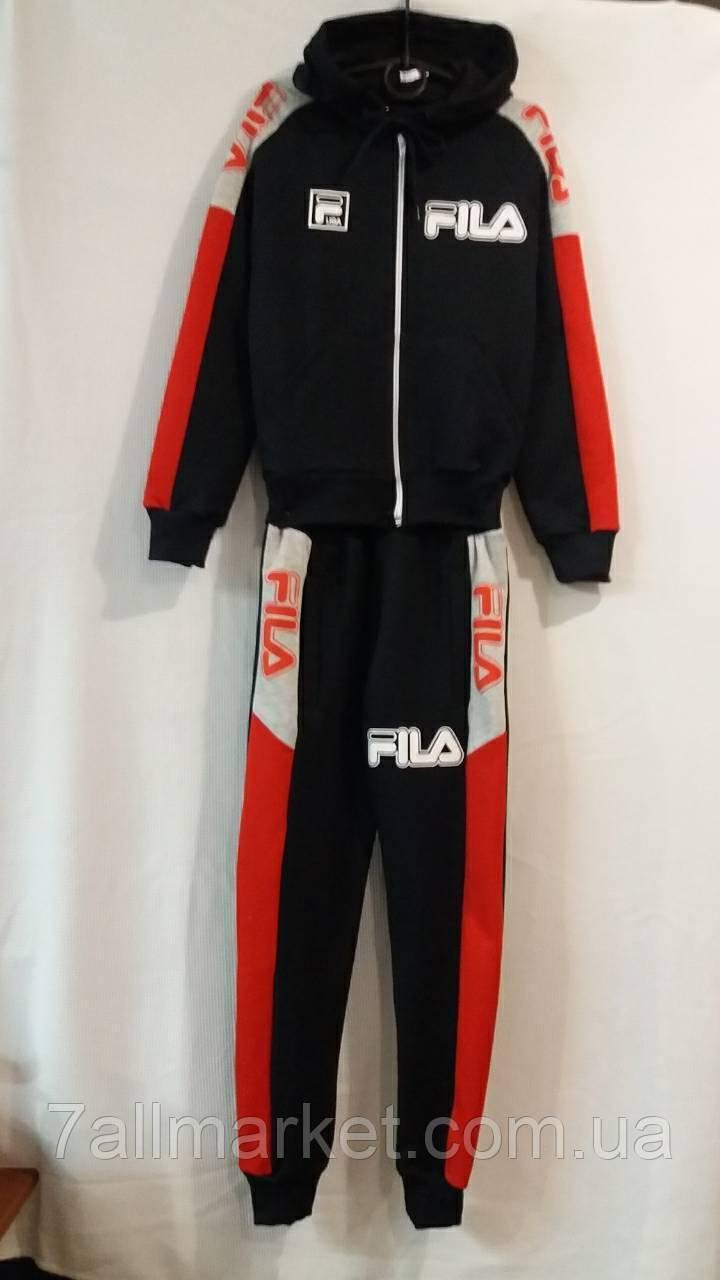 b147f1d3c Спортивный костюм на манжете FILA на мальчика размеры 38-44
