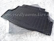 Коврик в багажник NISSAN Almera (classic) 2006- (Avto-gumm) полиуретан