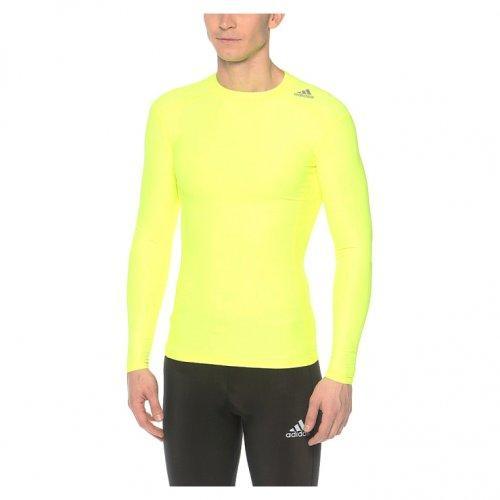 Термо-компрессионная футболка с длинным рукавом Adidas Tech Fit CHILL  Long Sleeve
