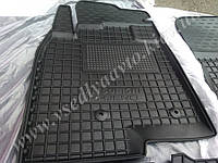 Водительский коврик в салон MITSUBISHIPajero Wagon lV с 2007 г. (AVTO-GUMM)