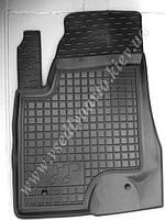 Водительский коврик в салон BYD  S6 (AVTO-GUMM)