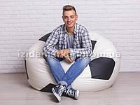 Кресло мешок мяч - 130 см - из эко-кожи