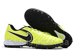 Сороконожки Nike TiempoX Finale TF (р. 40-45) C241