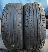 Летние шины б/у 225/55 R16 Michelin Primacy, пара