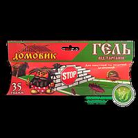 Гель от тараканов Домовик шприц 30 г