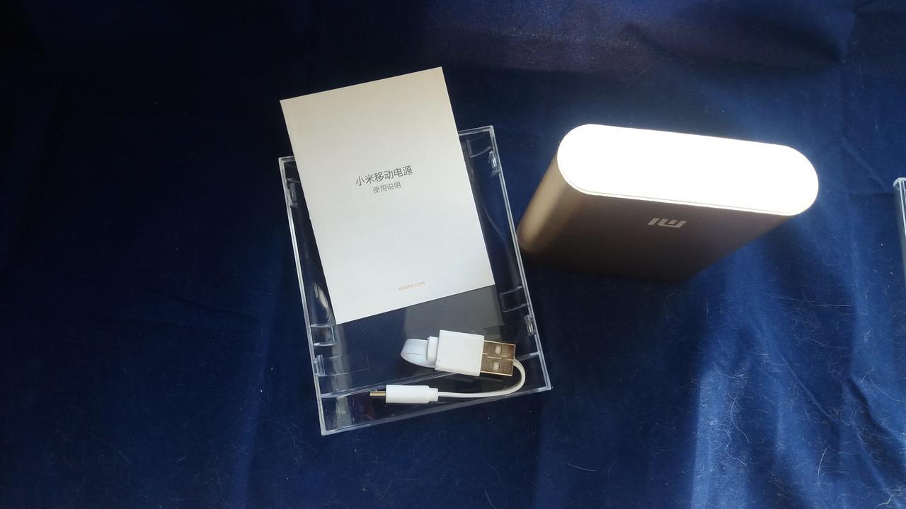 Xiaomi MI 10400 5V2A Конструктор в сборе (10400mA Реальная емкость аккумуляторов) DLG