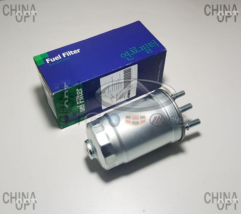 Фильтр топливный, 2.8, на три вывода, Great Wall Haval [H5], 1111400-ED01, PMC