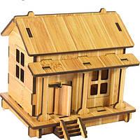 Конструктор Дачный домик из дерева!