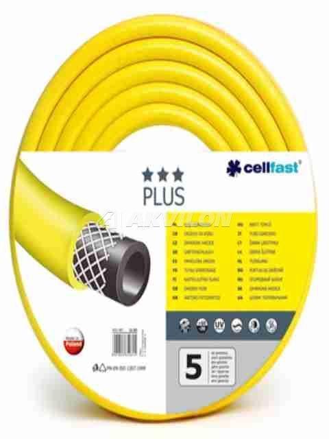 """Шланг для поливу PLUS 1/2 (50м) ТМ""""Cellfast"""" 10-201"""