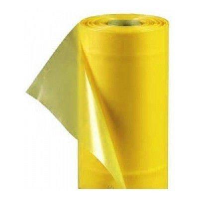 Плівка поліет. 12 СТ 1500/150мкр/100м (жовта) ТМ Асоціація