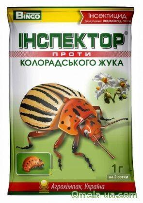 Інспектор жук 1г
