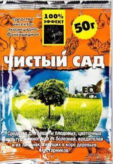 Чистый сад 50 г