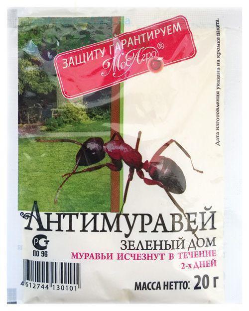 Антимуравей 20 г Белорусия
