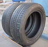 Летние шины б/у 215/55 R16 Goodyear Excellence, 5 мм, пара, фото 2