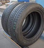 Летние шины б/у 215/55 R16 Goodyear Excellence, 5 мм, пара, фото 3