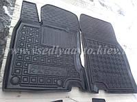 Передние коврики в салон RENAULT Kadjar (Avto-Gumm)