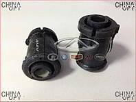 Сайлентблок переднего рычага передний, BYD F3R [1.5,HB], BYDF3-2904130, GP