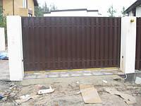 Забор штакетный секция Премиум 2000 х 1500
