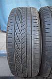 Летние шины б/у 215/55 R16 Goodyear Excellence, 5 мм, пара, фото 6