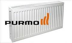 Радиаторы PURMO Compact (боковое подключение) тип 11(c11)