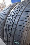 Летние шины б/у 215/55 R16 Goodyear Excellence, 5 мм, пара, фото 4