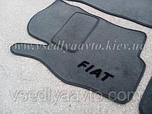 Водительский ворсовый коврик FIAT Linea с 2007-2012- гг.