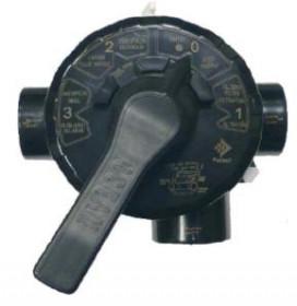 """Верхній клапан 6 ходової, 1 1/2"""", для фільтра Pro Aqua"""