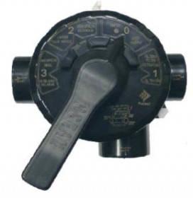 """Верхний клапан 6 ходовой, 1 1/2"""", для фильтра Pro Aqua"""