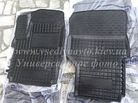 Передние коврики в салон Hyundai IONIQ hybrid (Avto-Gumm)