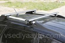 Аэродинамический багажник на рейлинги Hyundai Tucson 04-